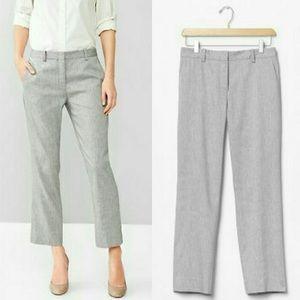 Tailored Linen Pants GAP